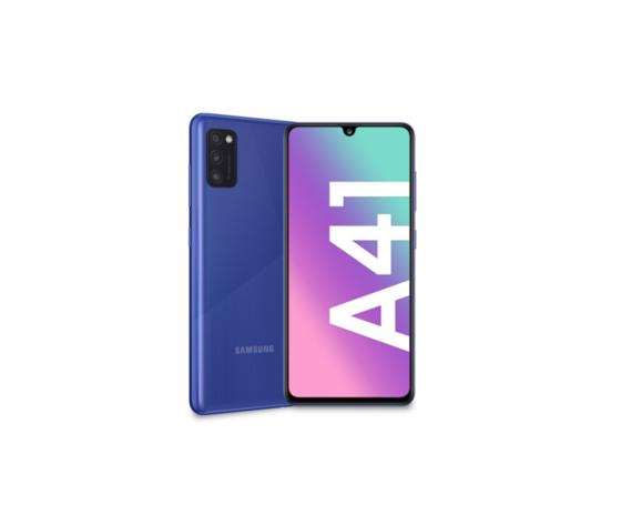 Galaxy a41 blu