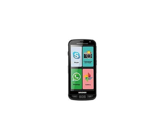 Amico black smartphone