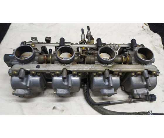 Batteria di carburatori 1