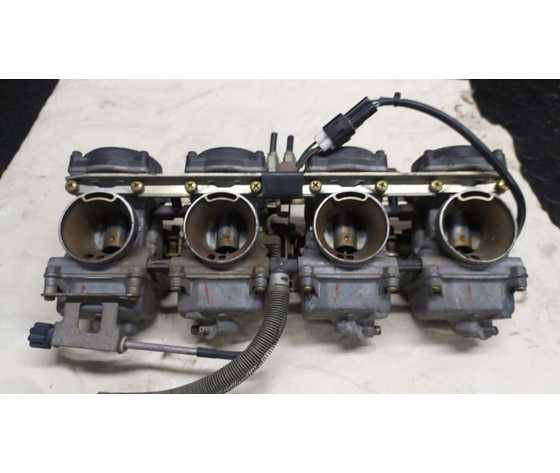 Batteria di carburatori 2