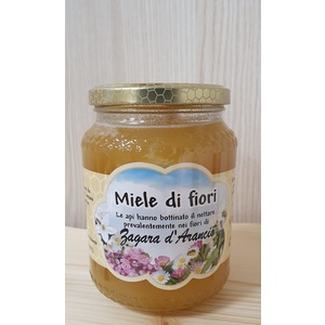 """Miele d'Arancio"