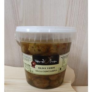 Olive Verdi alla Contadina