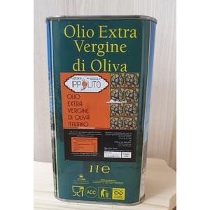 *Olio Extra Vergine di Oliva Lt.1