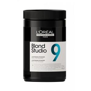 L'Oreal Professionnel Blond Studio 9 Polvere Decolorante 500 gr