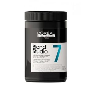 L'oreal professionnel blond studio 7 polvere decolorante senza ammoniaca 500 gr