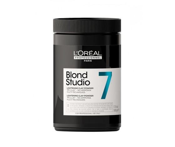 L oreal professionnel blond studio 7 polvere decolorante senza ammoniaca 500 gr
