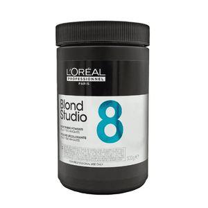 L'Oréal Professionel Blond Studio Lightening Powder Multi-Techniques 8 500g