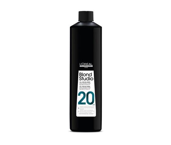L oreal professionnel blond studio oil developer 20 vol 1000 ml