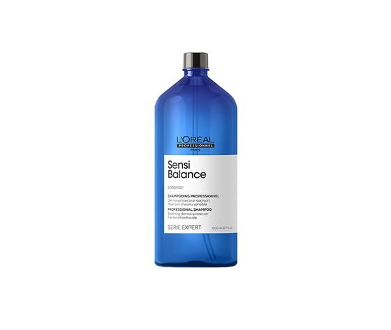 Loreal sensibalance shampoo 1500ml champo apaziguante dermo protector um cabelo bonito comeca com um couro cabeludo saudavel red