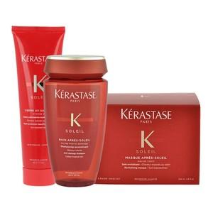 Kerastase soleil bain après soleil +masque+creme uv 250+200+150ml