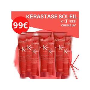 Kerastase Cremeuv-sublime crema di protezione solare per capelli 200 ml   7 pezzi