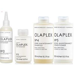 OLAPLEX - BUILDING REPAIR SYSTEM 0-3-4-5