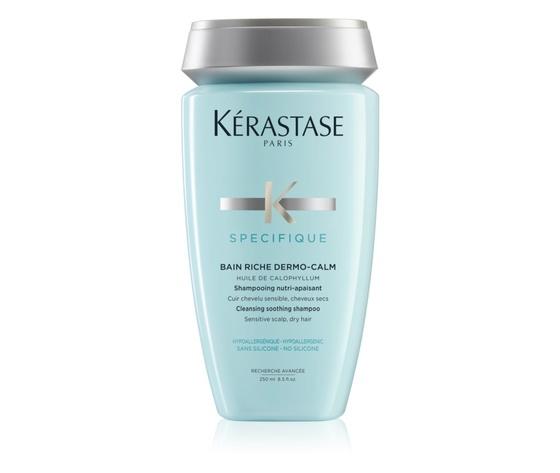 Kerastase specifique bain riche dermo calm shampoo per cuoi capelluti sensibili e capelli secchi