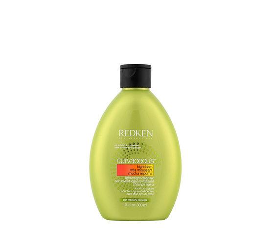 Redken curvaceous high foam lightweight cleanser shampoo 300ml
