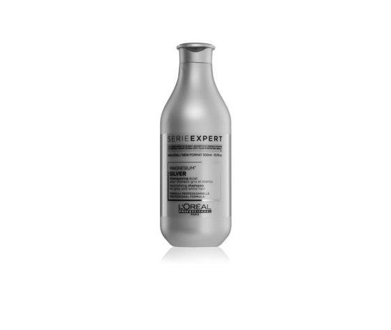 Loreal professionnel serie expert silver shampoo delicato argento neutralizzante per toni gialli