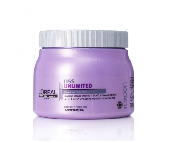 Liss unlimited masque 500 ml l oreal serie expert