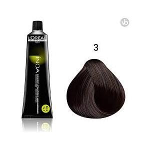 L'Oréal Inoa - 3 Castano scuro