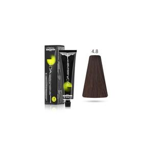 L'oreal professionnel inoa 4.8 - 60 ml castano moka