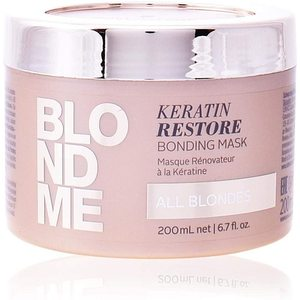 SCHWARZKOPF PROFESSIONAL - BLONDME - ALL BLONDES - KERATIN RESTORE BONDING MASK