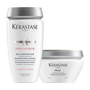 Kerastase Kit Specifique Bain + Masque