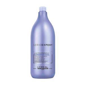 L'Oreal Serie Expert Blondifier Cool Acai Polyphenols Shampoo 1500 ml