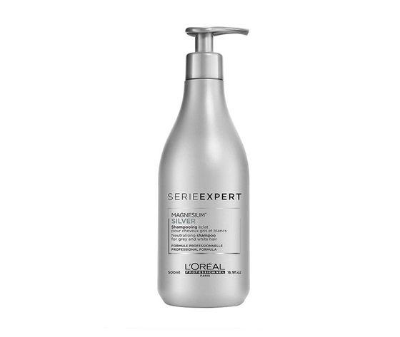 Magnesium silver shampoo 500ml
