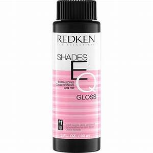 REDKEN SHADES EQ 010T PLATINUM 60ML
