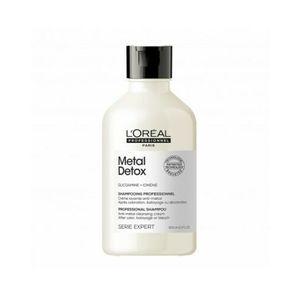 l'Oreal  professionnel serie expert metal detox shampoo 300 ml