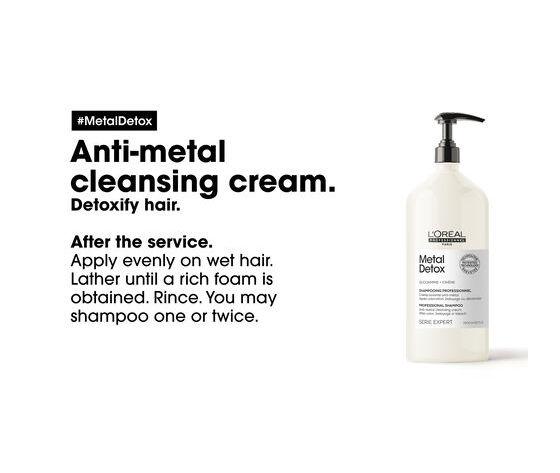 Shampoo 1500 m l detox