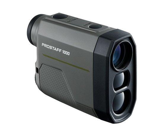 Nikon prostaff 1000 laser rangefinder ppdd left front  original