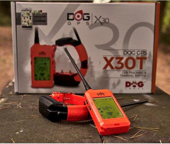 X30t dogtrace gps satellitare radio localizazione cani caccia ferma seguita
