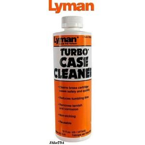 LYMAN Turbo Liquid Case Cleaner Liquido per Pulizia dei Bossoli