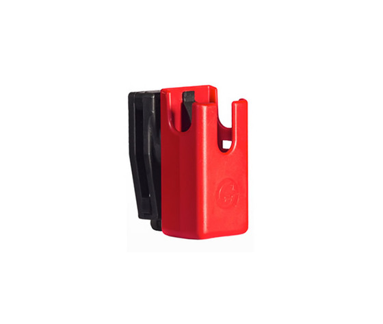Ghost 360 pouch rosso 1