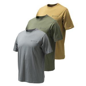Beretta Set di 3 t-shirt Corporate