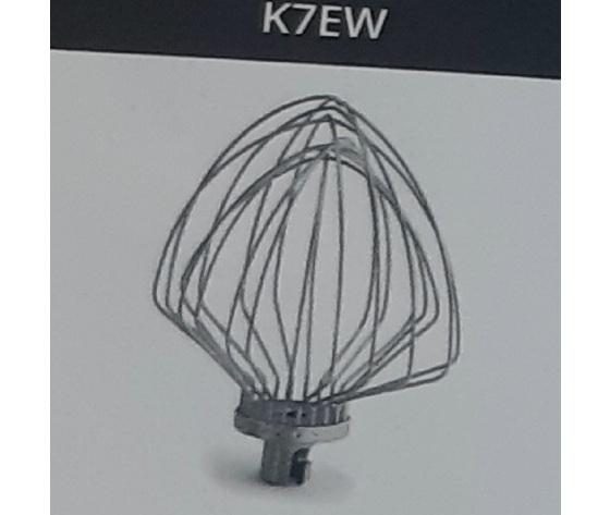 K7ew frusta optional per k7p kickenaid