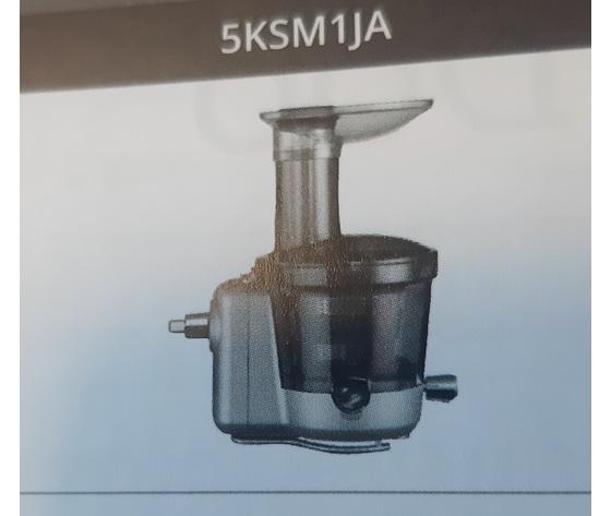 5ksm1ja optional estrattore succhi k5 kickenaid