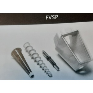 ACCESSORIO PASSA VERDURA/FRUTTA  PER IMPASTATRICE PLANETARIA K5-K7P KICKEN utilizzabile solo con FGA
