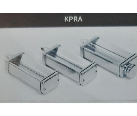 Kpra optional sfogliatrice 2tagliasfoglia 1.5 6.5mm per k5 k7p kickenaid