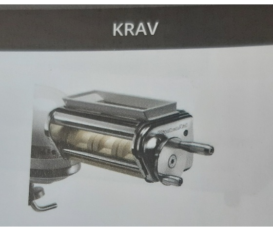 Krav optional raviolatrice per k5  k7p kickenaid