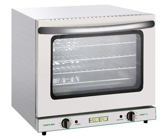 Fd66 forni a convezione ventilati easyline
