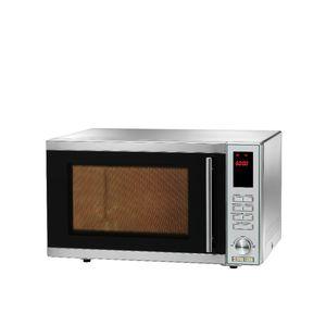 forno microonde con convezione ,grill e comandi digitali