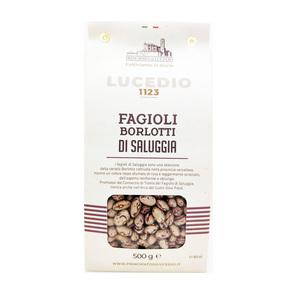 Fagioli Borlotti di Saluggia - Lucedio