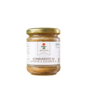 Condimento di Fave e Cicorie - Azienda Agricola del Sole