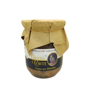 Zuppa per Ribollita - La Cucina di Caruso