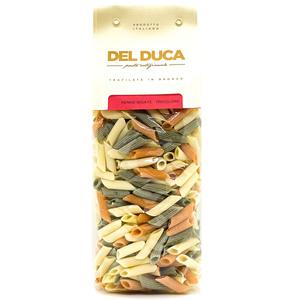 Penne rigate Tricolore - Del Duca