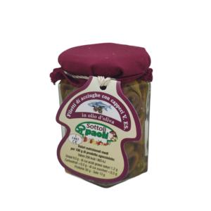 Olive farcite - Sottoli Paoli