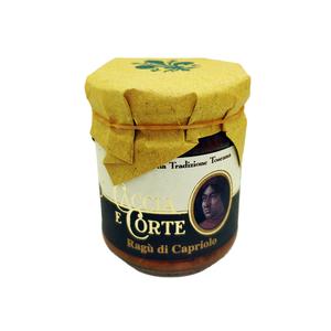 Ragù di Capriolo - La Cucina di Caruso