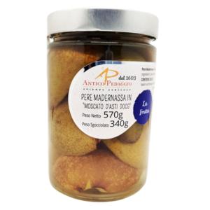 """Pere Madernassa in """"Moscato d'Asti DOCG"""" - Antico Pedaggio"""