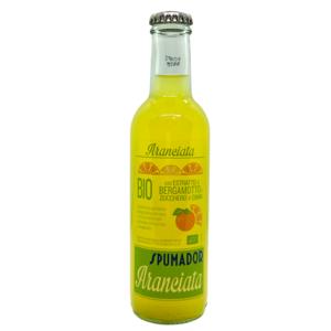 Aranciata con estratto di bergamotto x 16 bott. 25 cl - Spumador