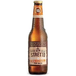 Birra dello Stretto non filtrata - Birra dello Stretto